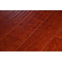 Quality Birch Handscraped Engineered Flooring for sale