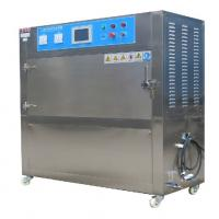 Buy cheap Sun Light Simulation UV Weather Resistance Test Chamber Tesing Nonmetallic Materials from wholesalers