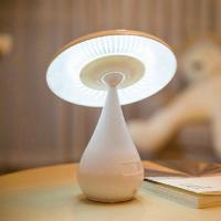 Buy cheap LED Mushroom Lamp Air Purifier for Home USB Anion Purifier Ozonizer Air Cleaner Air Ionizer from wholesalers
