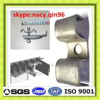 Wholesale bent saddle clips for steel grating &fiberglass grating from china suppliers