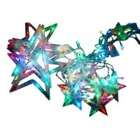 Wholesale RGB led star curtain string light wedding decorative light from china suppliers