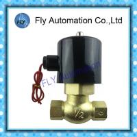 """Wholesale Taiwan UNID Series Water Solenoid Valves 1/2"""" 3/4"""" Brass Valve US-15 US-20 US-35 from china suppliers"""