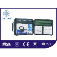 Wholesale British Standard Medical First Aid Kit , Home Camping Car Travel Emergency Kit from china suppliers