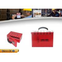 Wholesale Ce Portable Lock Out Station With 12 Pieces Padlocks Steel Material from china suppliers
