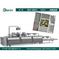 Wholesale Rice Engery Cereal Bar Forming Machine with Stainless Steel cover body from china suppliers