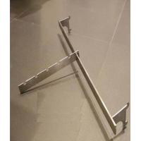 Wholesale Customized Metal Hanging Bar Shop Display Hooks  300 - 350MM For Clothing Shop from china suppliers