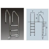 Wholesale SL Series Stainless Steel Pool Ladder from china suppliers