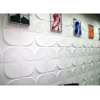 Wholesale Vinyl Wall Panels 3D Wall with Indoor Wall no Toxic Substances from china suppliers