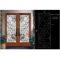 Buy cheap Light Clear Beautiful Energy Efficient Glass Thermal Insulation For Cold Climates from wholesalers