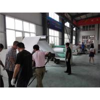Wholesale PS Foam Food Box Machine , Automatically White Plastic Foam Plate Machine from china suppliers