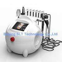 Wholesale 40Khz Cavitation Lipo Laser Slimming Machine / Tripolar RF Skin Tightening Beauty Machine from china suppliers