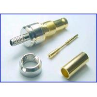 Wholesale Female 1.0/2.3 crimp connector from china suppliers