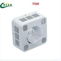 Wholesale cob led grow light 8band 75W/100W/200W full spectrum red+blue+White+ IR+UV led plant grow lights reflector cup from china suppliers