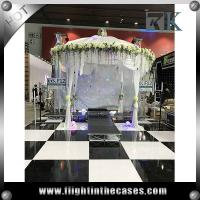 Wholesale Decoration pipe and drape and wedding stage decoration event backdrop from china suppliers