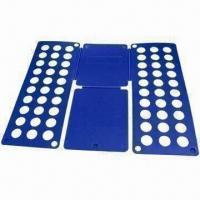 Wholesale Flip Fold Clothes Folder, Made of PP Material from china suppliers