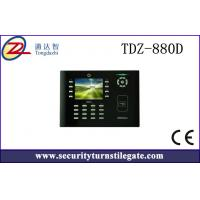 Wholesale Standard TCP / IP waterproof Face Recognition Access Control software from china suppliers