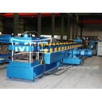 Wholesale Crash Barrier Roll Forming Machine Shanghai from china suppliers