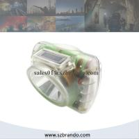 Wholesale OEM/ODM LED Cordless Miner Cap Lamp with 6.2Ah Battery and USB Charger from china suppliers