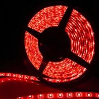 Wholesale SMD 5050 Waterproof Flexible Red LED Flash Strip Light from china suppliers