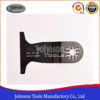 Wholesale 65x40mm BIM Bi-Metal oscillating multitool saw blade, quick blade for metal and wood from china suppliers