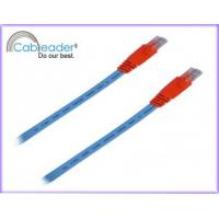 Quality High Speed Cat6e Network Cables Red Color for sale