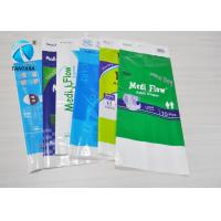 Wholesale Colored plastic sanitary napkin Plastic Packaging Bags WITH Hand Length Handle from china suppliers