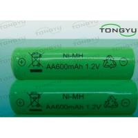 """Wholesale 600mAh AA NiMh <strong style=""""color:#b82220"""">Rechargeable</strong> <strong style=""""color:#b82220"""">Battery</strong> Cell 1.2V For Emergency Lightings from china suppliers"""
