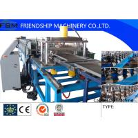 Wholesale Mitsubishi / Siemens PLC Cable Tray Roll Forming Machine With 25 m/min from china suppliers