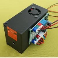 Wholesale 400-500mW RGB Compound White Beam Laser Module with TTL Modulation from china suppliers