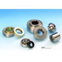 Wholesale Chrome Steel Agricultural Bearings With Cast Iron Housing And Round Bore from china suppliers