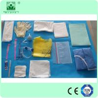 Wholesale Disposable Surgical Sterile Clean Delivery Kit/pack for Baby Delivery from china suppliers