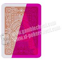 Wholesale XF Italy Modiano texas hold em plastic marked cards for poker cheat|contact lenses|perspective glasses|gamble cheat from china suppliers
