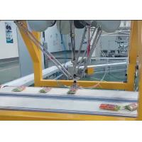 Wholesale Picking / Packing Industrial Delta Robot Arm With PLC Programmed Control from china suppliers