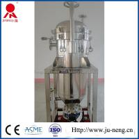 Quality Small Vertical Pressure Leaf Filters With Automatic Valve Discharge Vibration System for sale