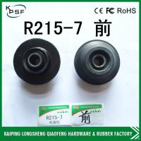 Quality Anti Vibration Rear / Front Engine Mount R215-7 Hyundai Excavator Parts for sale