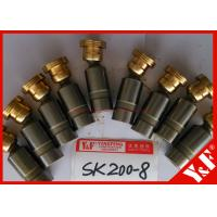 Wholesale Sk200 - 8 Piston For Travel Motor Kobelco Spare Parts Final Drive Motor from china suppliers