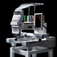 Buy cheap Multi Functional Single Head Computer Embroidery Machine Automatic Thread from wholesalers