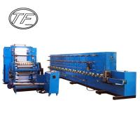 China New equipment and high speed automatic tobacco rolling cigarette paper making machine TF-PP900 on sale