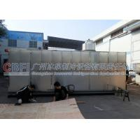 Wholesale 10 Tons Ice Cube Maker Machine manufacturer water cooling system for Middle East countries from china suppliers