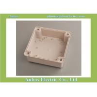 Quality 160x160x60mm pcb enclosures waterproof plastic enclosures china for sale