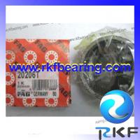 Wholesale Single Row Steel Cage Spherical Roller Bearing 20206T Germany FAG Bearing from china suppliers
