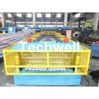 Wholesale Steel Silo Wall Sheet Corrugated Roll Forming Machine for Silo Side Panel from china suppliers