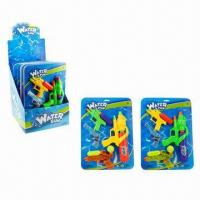 Wholesale 4 Packs Kids Funny Plastic Water Pistol Toy Set from china suppliers
