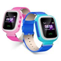 Wholesale Child Smart Watch with 2G modem, Micro SIM card, 1.0 inch Screen, LBS location, Healthy pedometer, Voice Chat etc. from china suppliers