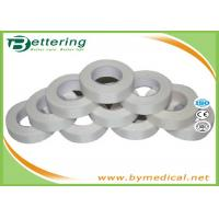 Wholesale 1.25cm First Aid Surgical Adhesive Silk Tape with zig zag edge medical silk tape from china suppliers