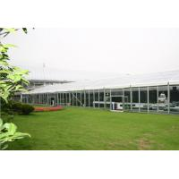 Wholesale Outdoor Party Tent Self - Cleaning, Glass Wall Tent For Activity Fair Celebration from china suppliers