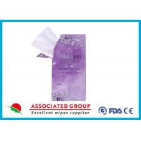 Wholesale Individually Wrapped Portable Natural Care Feminine Hygiene Wipes For Sensitive Skin from china suppliers