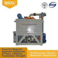 Wholesale Electromagnetic Automatic Iron Ore Magnetic Separator Equipment Water Cooling from china suppliers