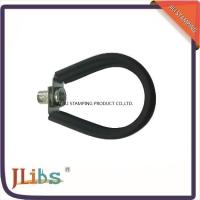Wholesale Iso Zn - Plating Epdm Rubber 5 Inch Pipe Hanger Clamp With M8 Or M10 Nut from china suppliers