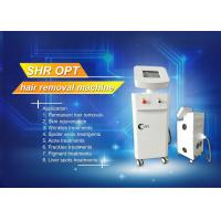 Wholesale SHR ipl laser hair removal machine , WHITE laser tattoo removal machine from china suppliers